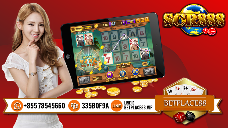 Judi Slot Scr888 Indonesia