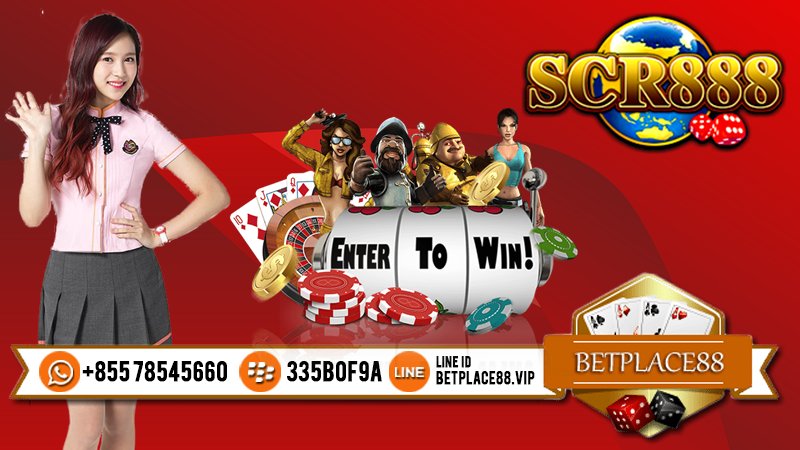 Game Judi Slot SCR888